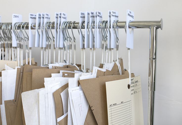 Organizing PDF Patterns & Instructions | Grainline Studio