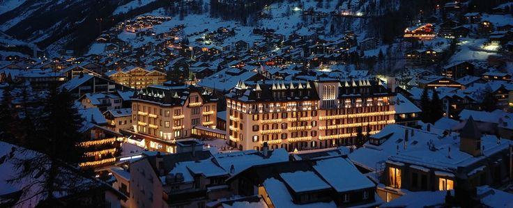 PERFECT DESTINATIONS | Upscale Hotel Mont Cervin Palace | bocadolobo.com/ #luxurylifestyle #luxury #luxuryfurniture #exclusivedesign #designideas