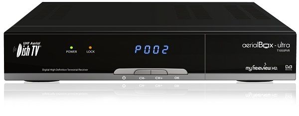 Dish TV T1050 DTR - Dual tuner Freeview PVR