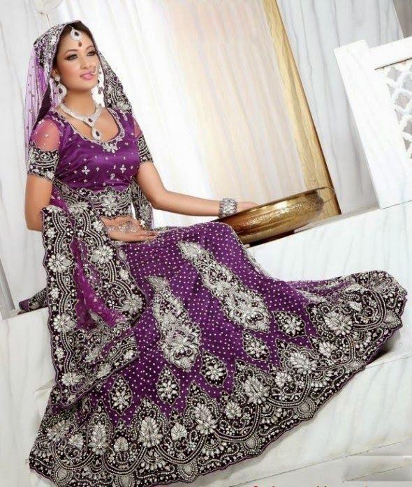 2016 Bridal Lehenga Designs 2017-2018 Pakistan Wedding Dress Designs ~ Urdu 2014, 2015, 2016 ,2017, 2018, 2019, 2020