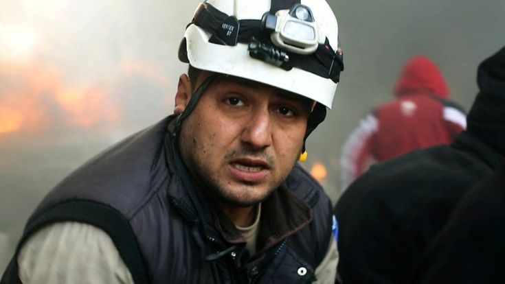 """Last Men in Aleppo"" director Firas Fayyad comments on Syria's elusive endgame | DocumentaryNews"