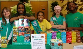 Girl Scout Cookie Booth Fundraising - Tips & Best Practices