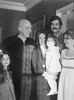 Telly Savalas, Nancy Dow, John Aniston, &  Jennifer Aniston & others - Telly Savalas was Jennifer's godfather