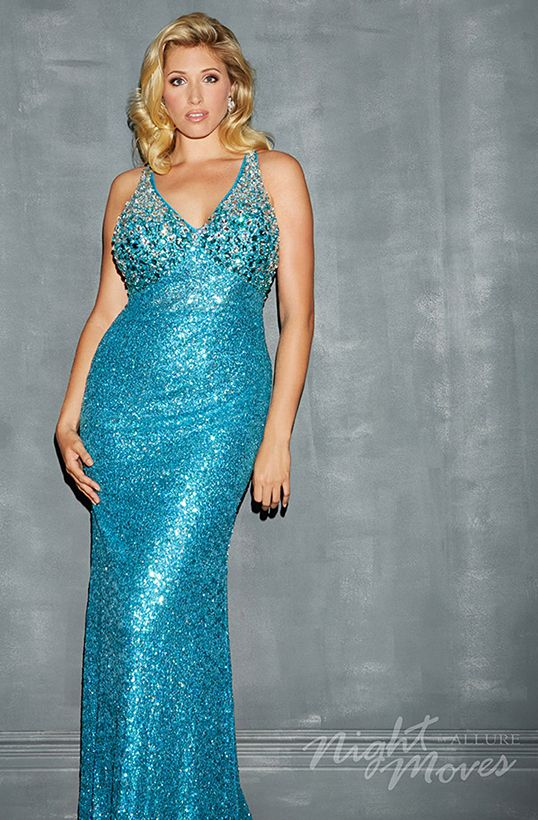 2014 Plus Size Prom Dresses For A Curvy Figure 24