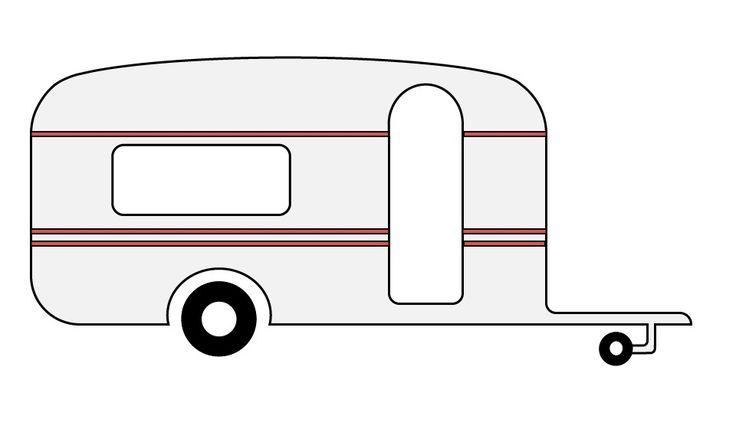 çekme karavanlar klasik
