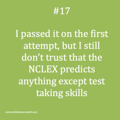 51 best nursing blogs websites images on pinterest nursing this is so true how many times have you done well on an nclex fandeluxe Images