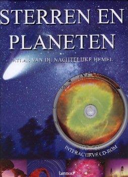 Sterren en planeten, atlas van de nachtelijke hemel - Robin Scagell