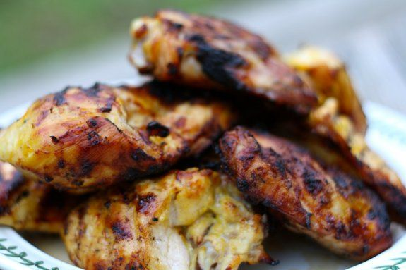 A delicious marinade makes all the difference