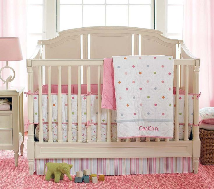 Bon Beautiful Pink Baby Crib Design Ideas Pink Bedding Sets For Baby U2013 Home  Design Ideas