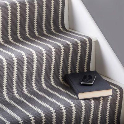 Flatweave Stripes. ZIP 14 Carpet | Hartley & Tissier