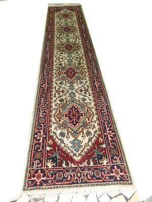 2' 6' x 12' or 10' 8' 6' Long Hallway Runner Serapi Oriental Rug 100% Handmade