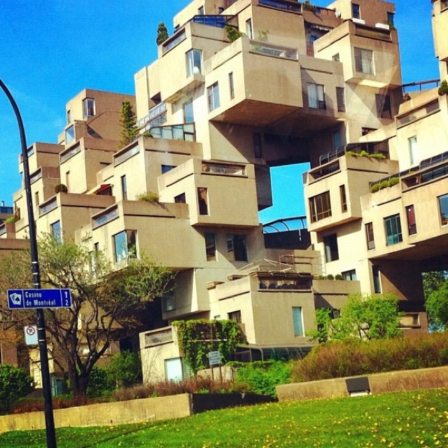 17 best images about habitat montreal moshe safdie on for Habitat 67 architecture