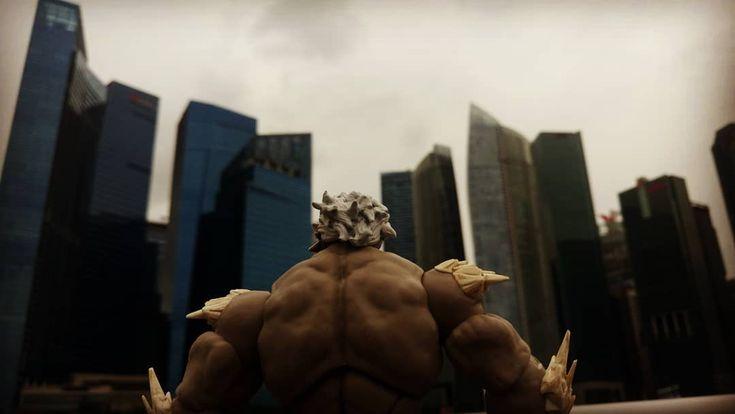 Doomsday  #Superman #ManofSteel #LastSonofKrypton #ClarkKent #Metropolis #Doomsday #DeathofSuperman #DCComics #DCRocks #DCToys #DCCollectibles #DCDirect #DCHeroes #DCClassic #Super #Comics #ComicBooks #MildMannered