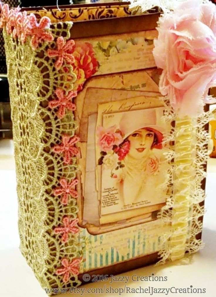 Shabby Chic ~ Vintage Style ~ Junk Journal