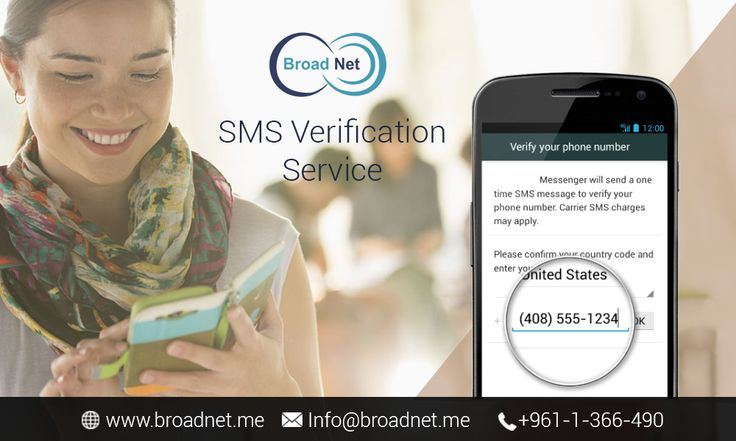 BroadNet Technologies offers an excellent and automated verification system via SMS. We have a dependable SMS network with worldwide coverage, which facilitates us to offer a two-factor verification system within any login page or Web application. Our SMS Verification System bolsters security, as a one-off PIN Code, which is sent to the mobile device is required to carry out the sign-up or login process. Once the user takes the delivery of the code, the process is all the way through…