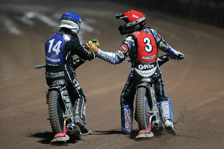 Tai & Greg Slovenia GP 2013