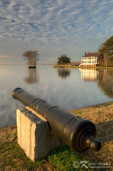 Historic Edenton-North Carolina-Cannons-Barker Moore House   Flickr - Photo Sharing!