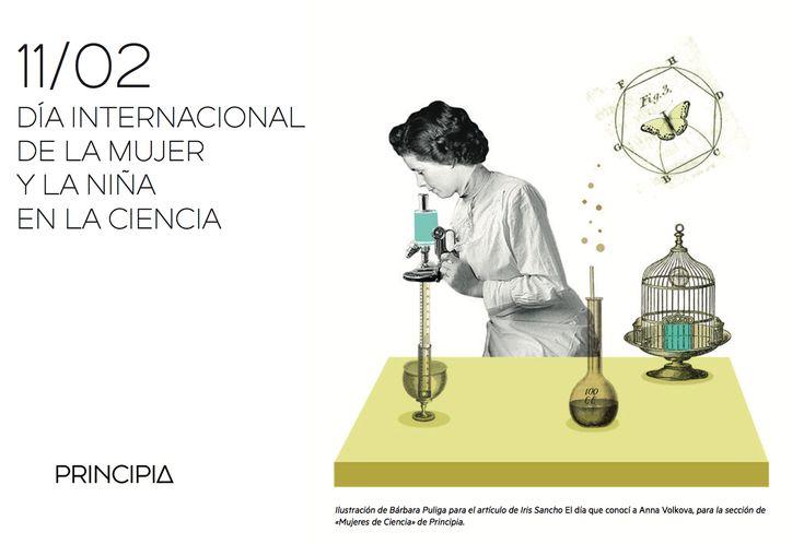 Imagen del programa Principia - Día Internacional de la Mujer y la Niña en la ciencia