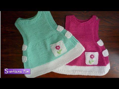 Платье - накидка для девочек (3 - 18 месяцев. Обсуждение на LiveInternet - Российский Сервис Онлайн-Дневников