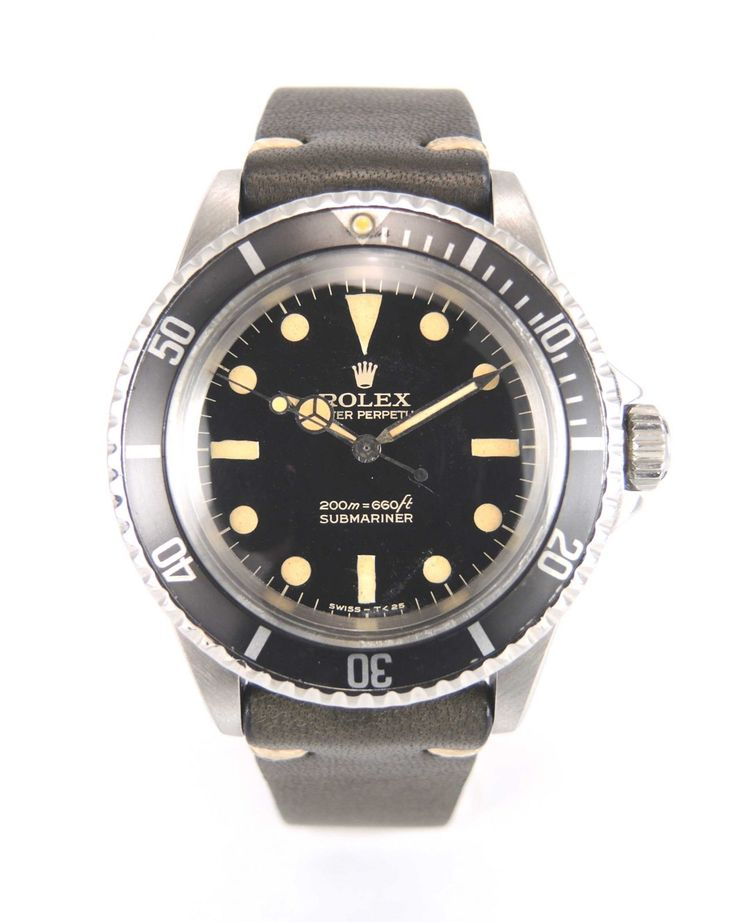 Steel Rolex Submariner 5513 GILT for sale by a trusted dealer on Rolex Passion Market, the No.1 Vintage Rolex Marketplace!