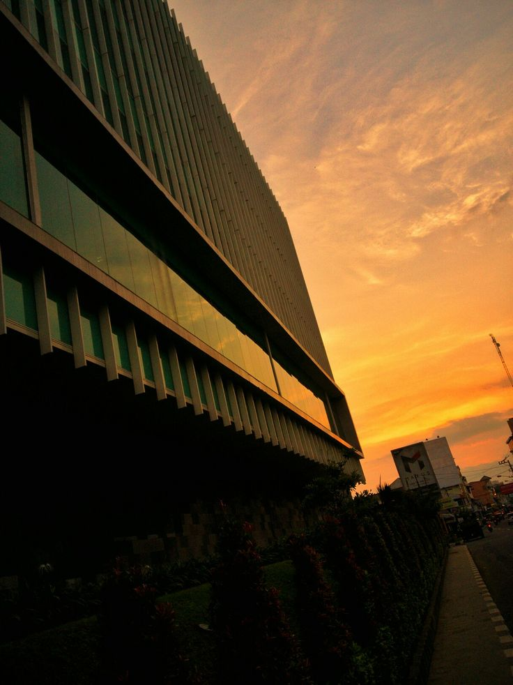 Indonesian bank New building Solo Indonesia