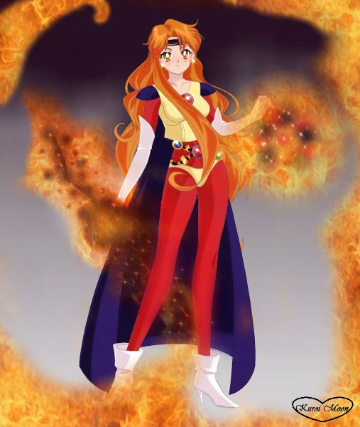 Lina inverse anime the slayers