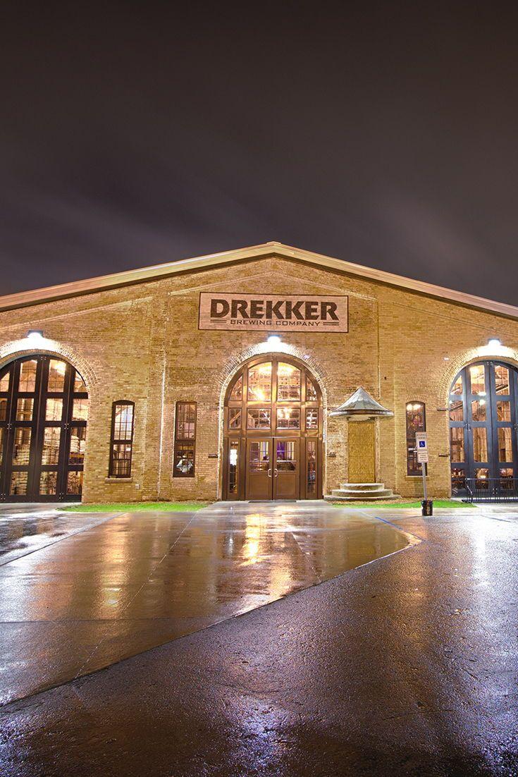 Drekker Brewing Brewhalla Visit Fargo Moorhead In 2020 Brewing Brewing Company Fargo Moorhead
