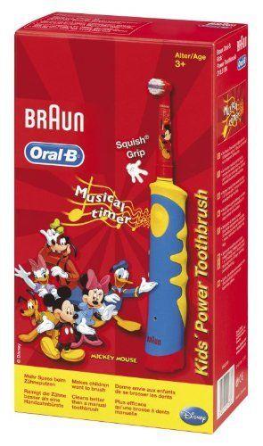 Braun Oral-B Advance Power Kids 950 Kinderzahnbürste