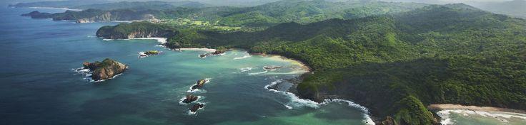 Guacalito De La Isla  turismo 5 estrellas en las playa de Rivas Nicaragua