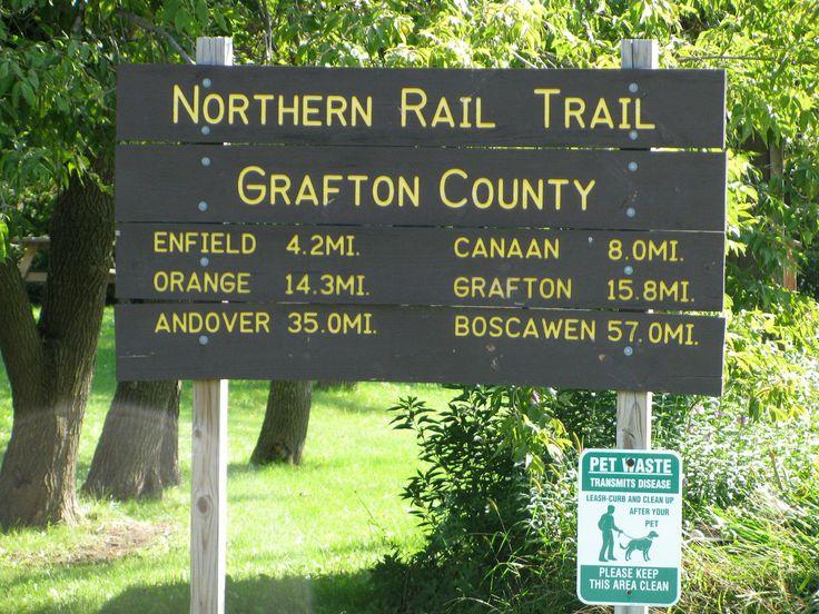 new hampshire rail trails | Northern Rail Trail