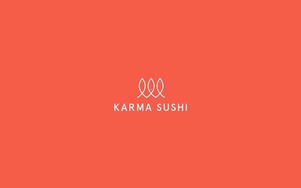 Karma Sushi on Behance