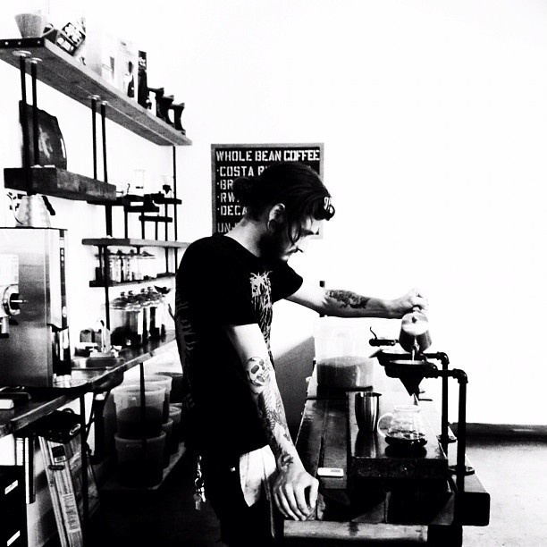 AMPt - Cafe Culture at Insight Coffee by Donelle