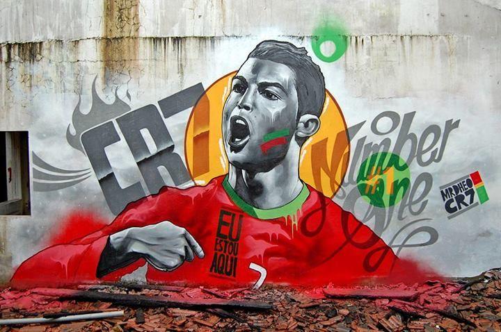 "MrDheo MrDheo X Cristiano Ronaldo - ""Number One"" - 2014"