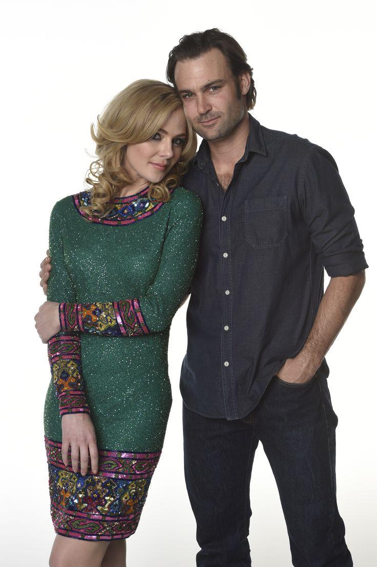 Matt Le Nevez and Jessica Marais - Love Child