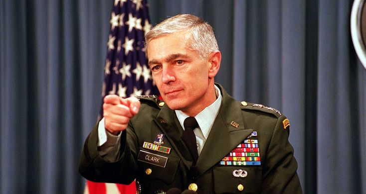 9/25/14  Nick Bernabe | TheAntiMedia Decorated four-star American general, Wesley Clark, attempted to warn the American public of a conspiracy to invade seven countries in the Middle East going back as far as 2001. While many have asserted that the US has … Continue reading →