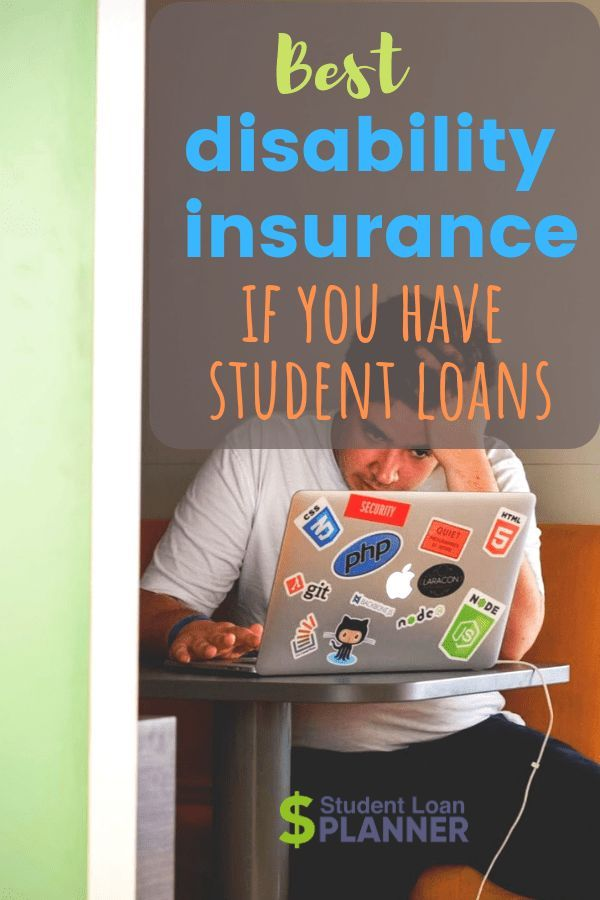 Best Disability Insurance Options For Student Loan Borrowers