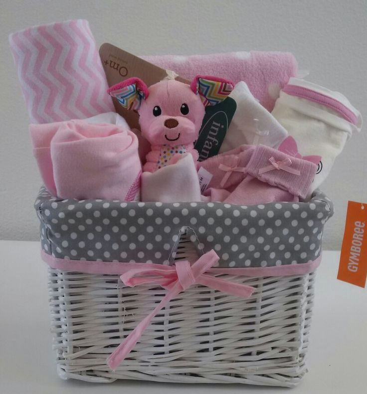 Girl Baby Shower Gift Baskets: 17 Best Ideas About Baby Baskets On Pinterest