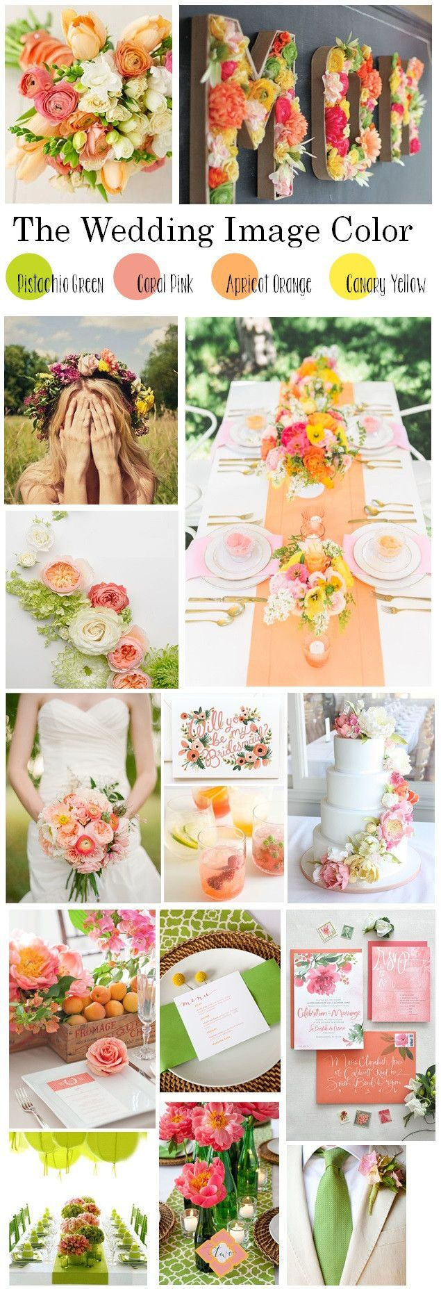Canary yellow wedding decorations november 2018  best Eventos  Tonalidades  images on Pinterest  Color