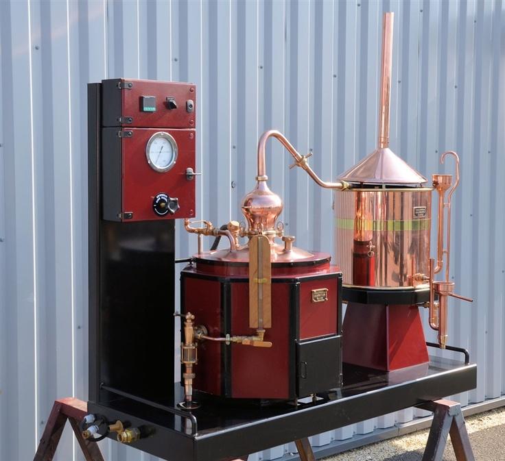 Alembic Copper Pot Still