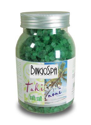 Tahitian Noni Bath Salt by Bingo. $10.00. 650 g/1.43 lb