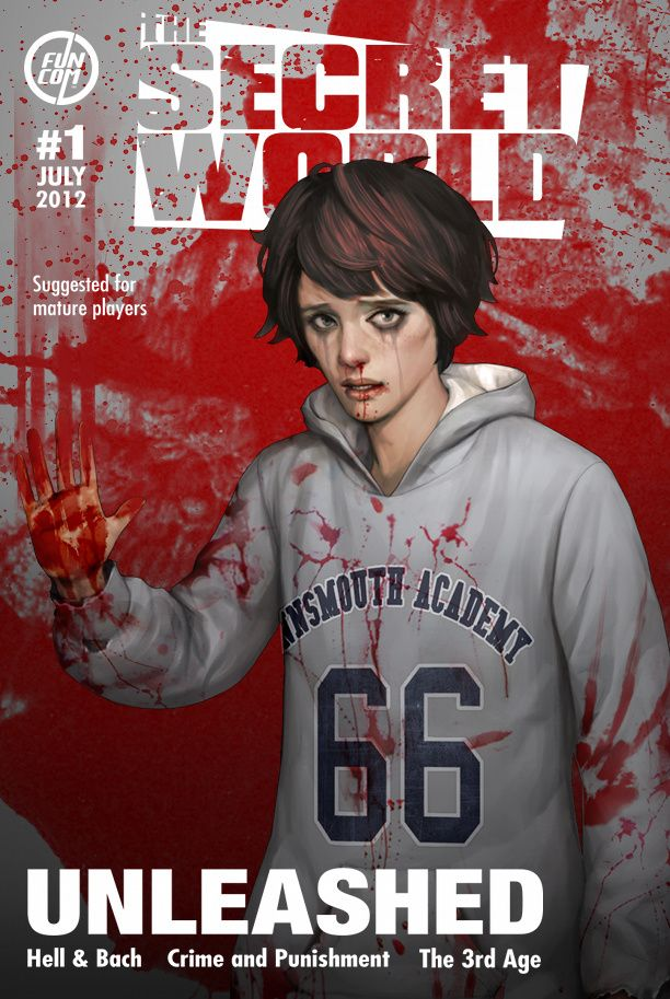 79 best the secret world concept images on pinterest character the secret world issue 1 fandeluxe Ebook collections