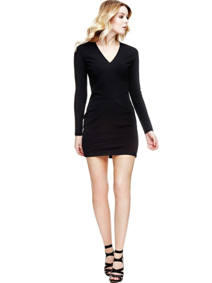 EUR99.90$  Watch here - http://vibdy.justgood.pw/vig/item.php?t=lmml19p2323 - DRESS IN STRETCH FABRIC