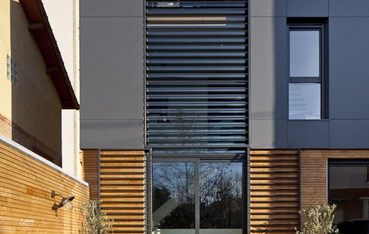 les 25 meilleures id 233 es concernant trespa sur abri de jardin moderne toit plat et abri