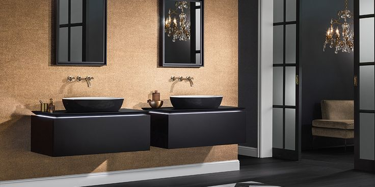 Bathroom colour schemes with Villeroy & Boch