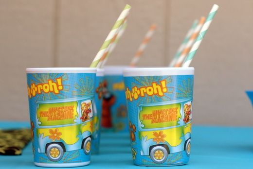 Dollar Store Scooby Doo cups for a Scooby Doo party: Boo Ideas, Birthdays, 5Th Birthday, Birthday Parties Ideas, 3Rd Birthday, Birthday Party Ideas, Birthday Party'S Cak, Photo, Birthday Jinki