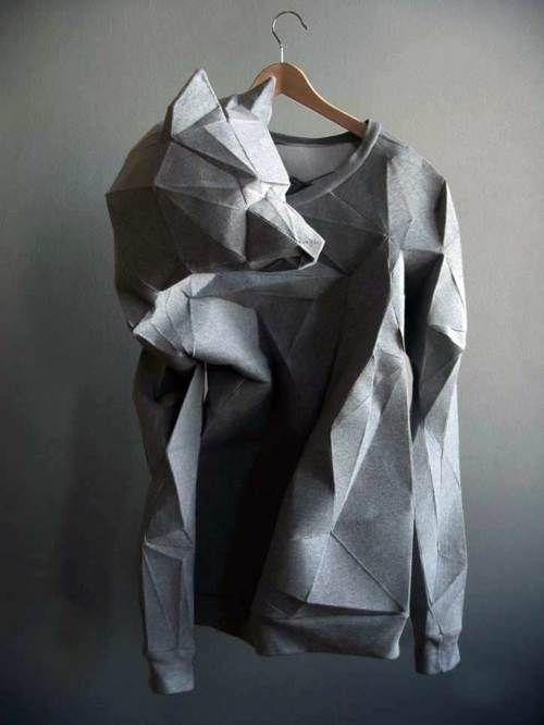 animals in fashion, 3D, manipulation, adding things to fabric/clothes.