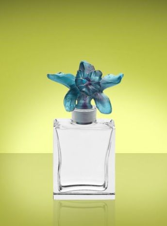 Daum - Daum Flacon à Parfum Cattleya
