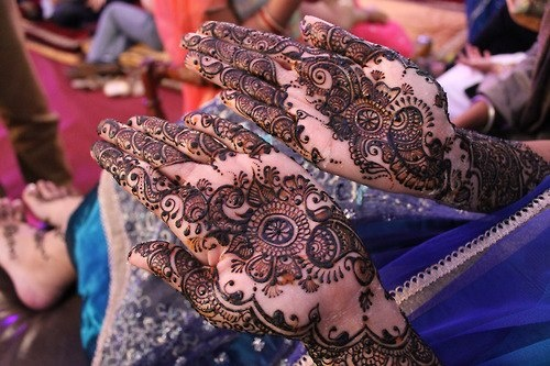 Nice Mehndi  Design