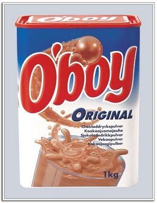 Oboy + hönökaka = mellanmål