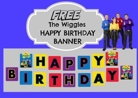 A Wiggles happy birthday banner for your Wiggles Birthday Party! If you are wanting to learn how to make a birthday banner, check out my YouTube channel, I have lots of tutorials on (different themes) how you can make a happy birthday banner. Otherwise please read below for a step by step instructions on how to make the banner. This …